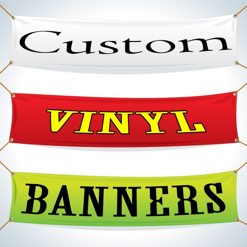 Image result for Custom Vinyl Banner