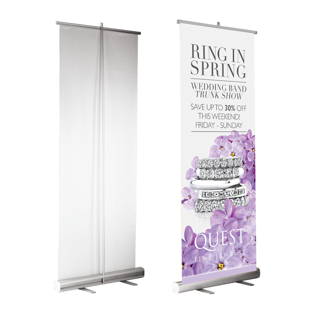 Image result for Retractable Banner